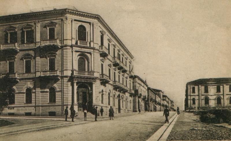 Corso Trento e Trieste