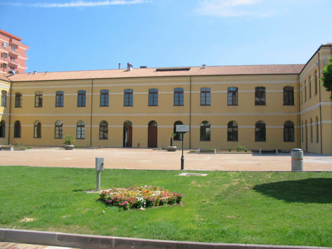 Veduta del Palazzo Studi di Lanciano