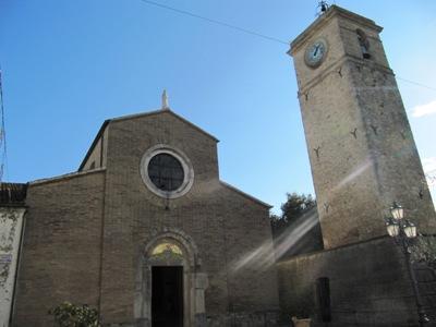La Chiesa di S. Matteo apostolo a Rocca S. Giovanni