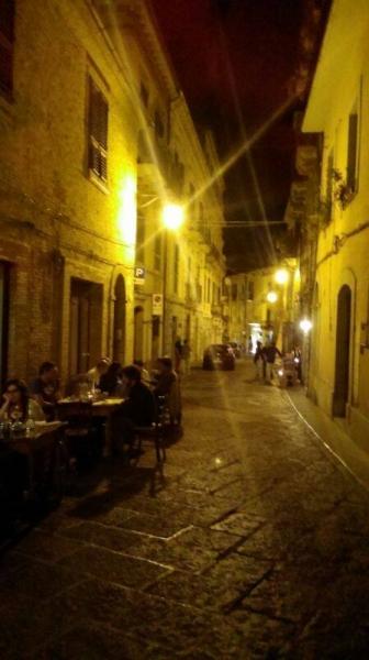 Corso Roma senza auto (Foto Io Amo Lanciano)