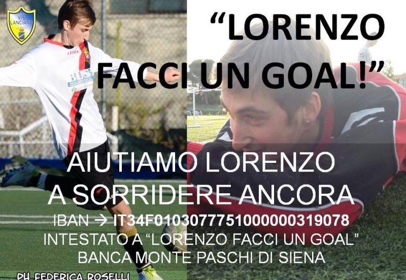 #lorenzofacciungoal