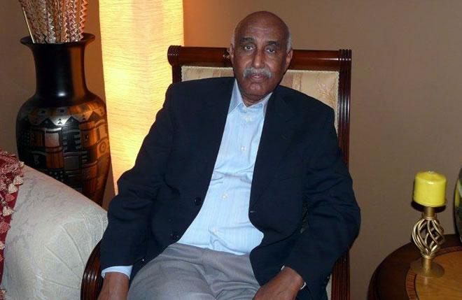 L'ambasciatore Mussa Hassan Abdulle