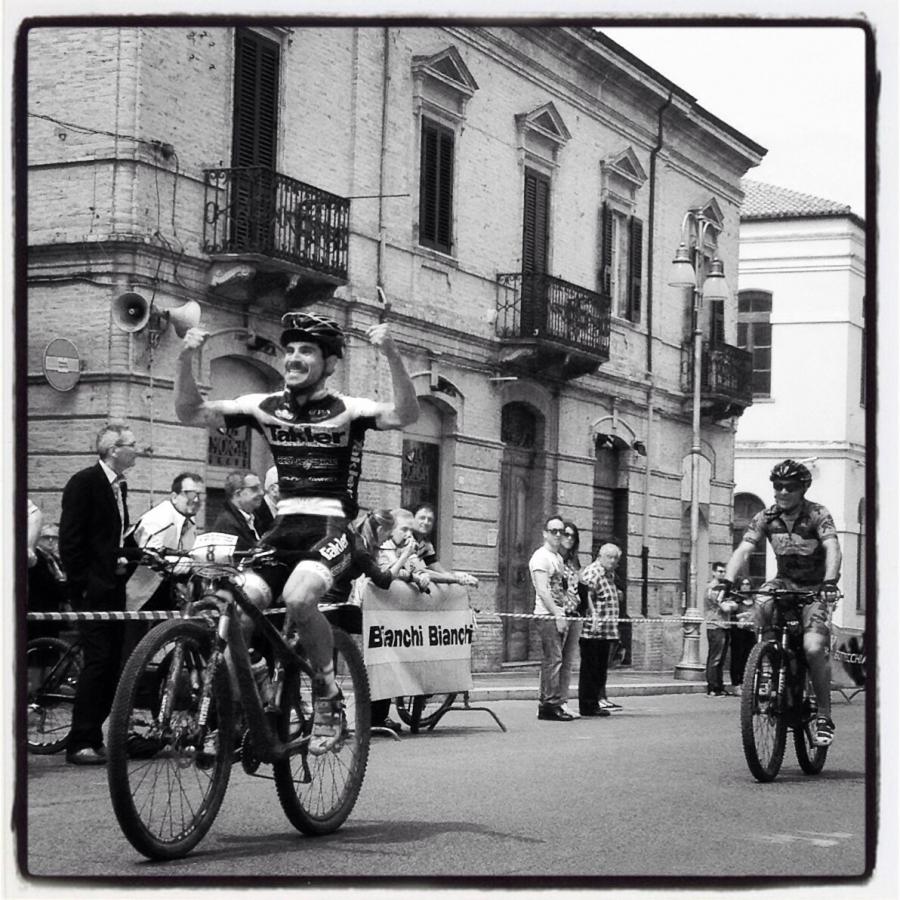 Angelo Gioia, vincitore percorso lungo - Foto SPS6212