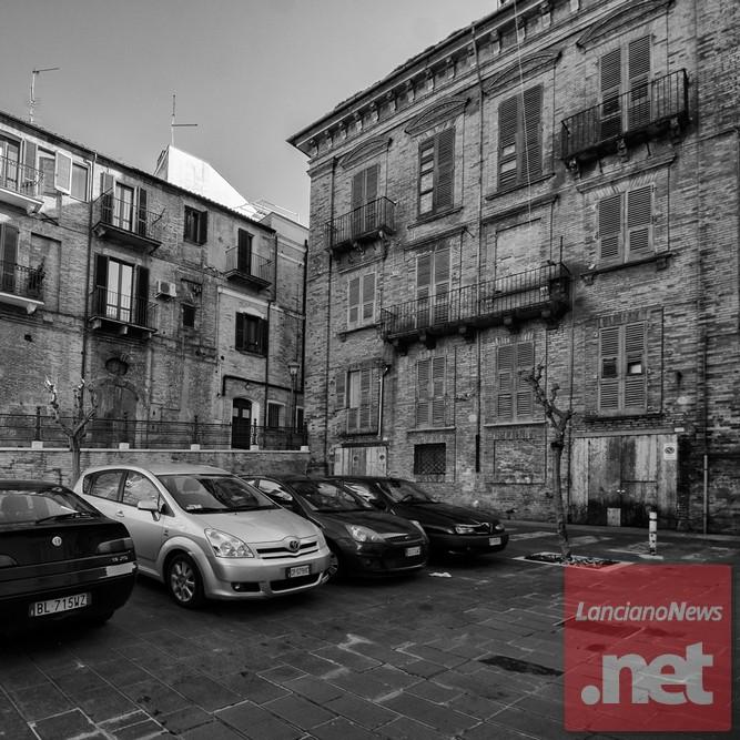 Palazzo Lotti Piazza Malvò - Foto Francesca Colacioppo