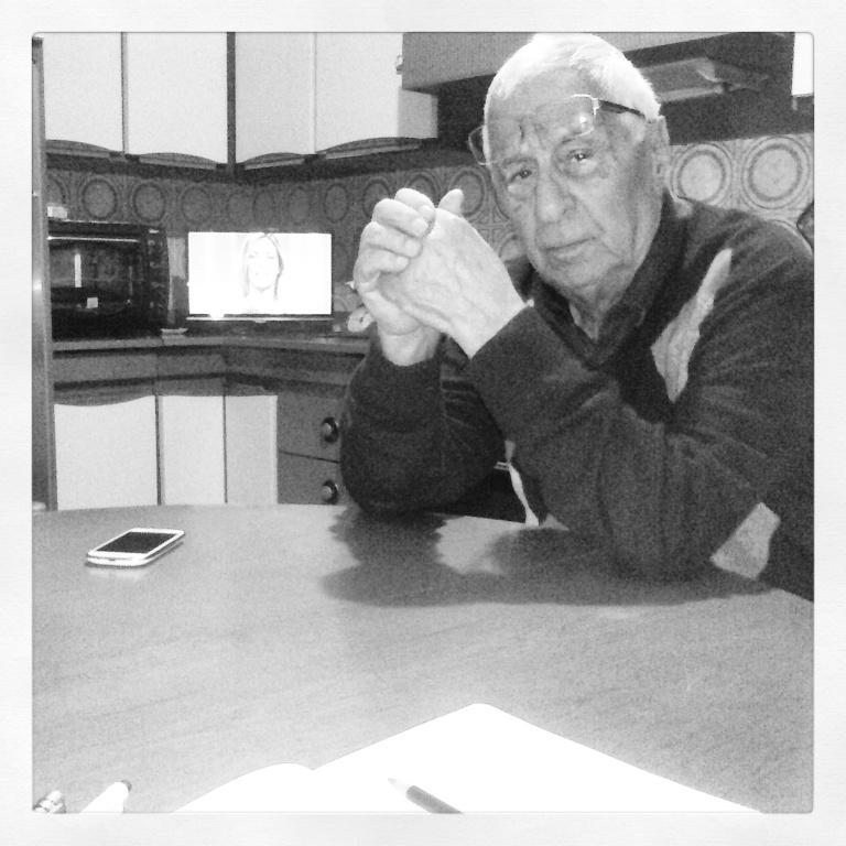 Nonno Vincenzo