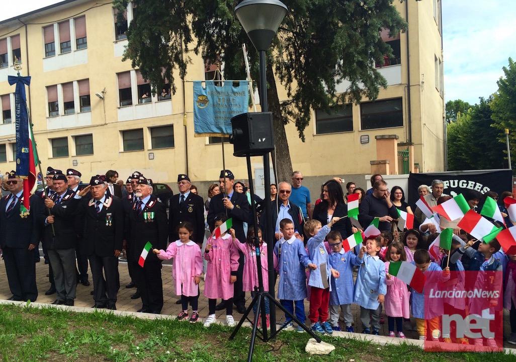 Foto celebrazioni 6 ottobre 2015