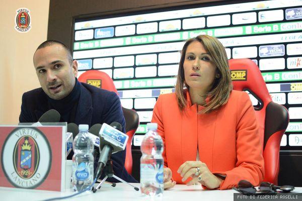 Foto: Federica Roselli (Fotografo Ufficiale Virtus Lanciano)